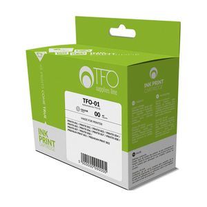 Tulostinmuste TFO B-1280Y Brother LC1280Y 25ml - Keltainen