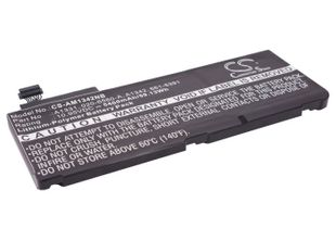 Apple Macbook A1342 ja A1331 Akku - 5400 mAh