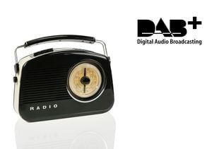 DAB+-retroradio
