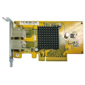 Dual-port 1 GbE network expansion card for tower model, desktop br