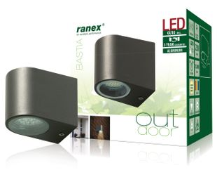 RANEX LED SEINÄVALAISIN