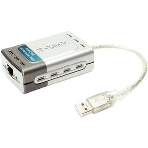 D-Link USB 2.0 10/100Mbps Ethernet-adapteri