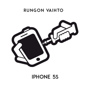 iPhone huolto - Apple iPhone 5S Rungon vaihto
