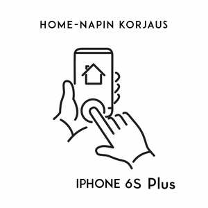 iPhone huolto - Apple iPhone 6S Plus Home napin korjaus