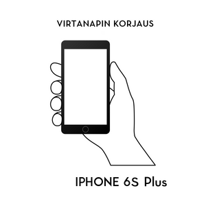 iPhone huolto - Apple iPhone 6S Plus Virtanapin korjaus