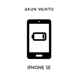 iPhone huolto - Apple iPhone SE Akun vaihto