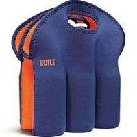 Built NY Six-Pack Tote Sixpakki cooleri