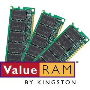 Kingston 8GB 1333MHz DDR3 Non-ECC CL9 DIMM SR x8 (Kit/2) std height 30