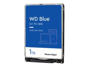 """WD Blue Mobile 1TB HDD SATA 2.5"""" Kovalevy"""